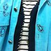 無品牌 的 古著襯衫 N 古著背心 N 條紋T