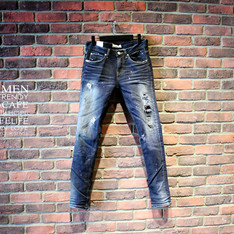 NMJ 的 SKINNY牛仔褲