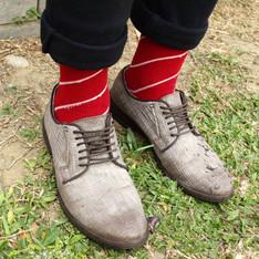 MACANNA & UNIQLO 的 鞋&襪