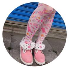 日本購入 的 絲襪