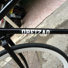 OBEIZAO 的 FIXED GEAR