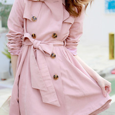 TITTY&CO 的 TRENCH COAT