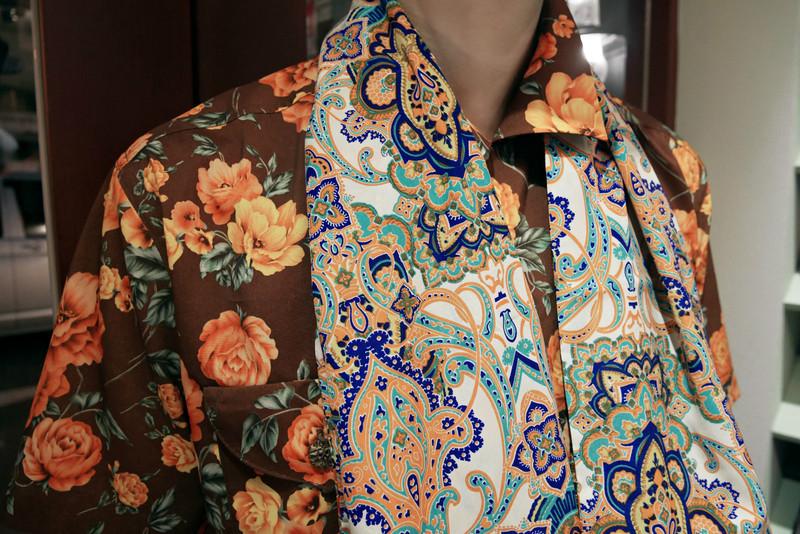 EDGAR EEVEN POE 的 四季圍巾