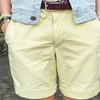 無品牌 的 螢光綠短褲