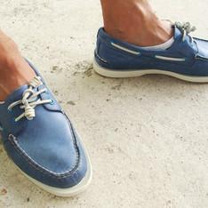 SPERRY 的 帆船鞋