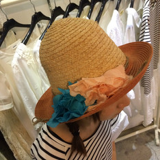 逢甲SK8TER RABBIT小店 的 簡單有型草帽
