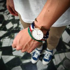 DANIEL WELLINGTON 的 手錶/手環
