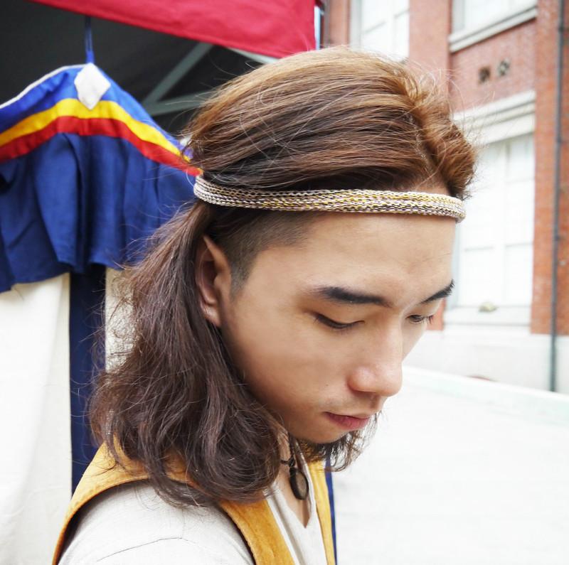 OMAKE 的 髮帶