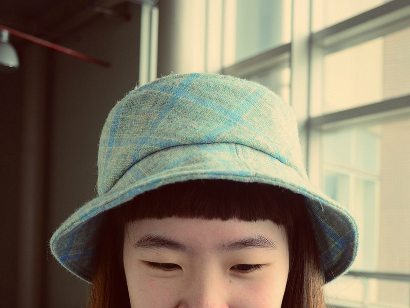 MOUTON BLANC 的 BUCKET HAT