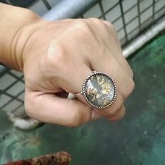 皆無品牌 的 古著戒指