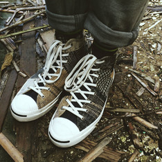CONVERSE FIRST STRING JACK PURCELL BORO 的 SNEAKER
