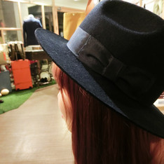 DAZED 的 WOOL GENTRY HAT