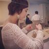 H&M 的 羽毛耳環