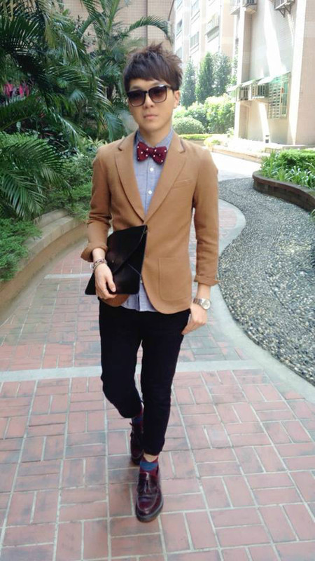 LINUS 的 OUTFIT
