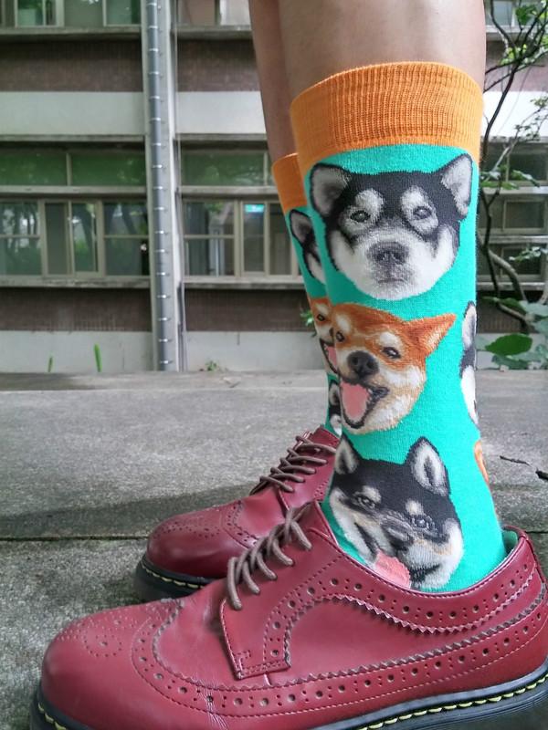 CHAINLOOP購入 的 造型長襪