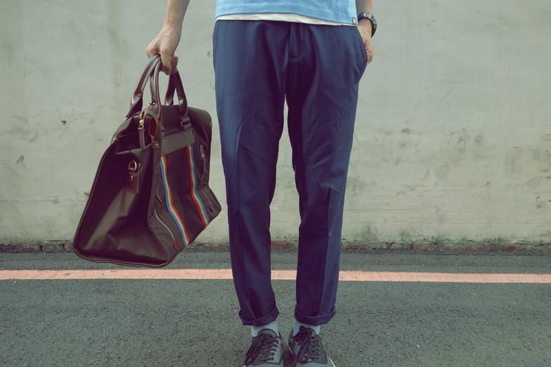 PLAIN-ME 的 西裝褲