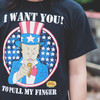 BEAVIS AND BUTT-HEAD 的 T-SHIRT