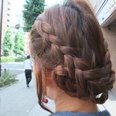 媽媽巧手 的 編髮