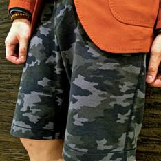 UNIQLO 的 棉短褲