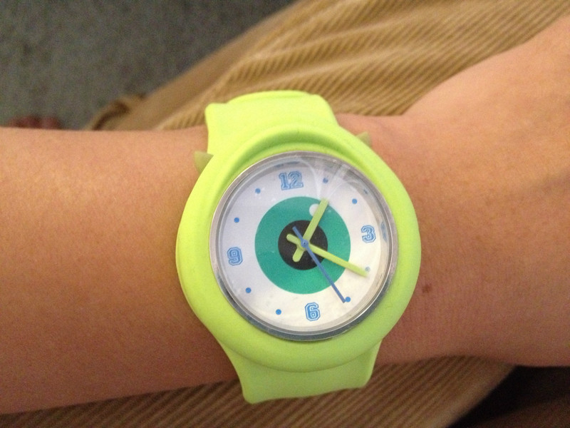 DISNEY 的 MIKE WAZOWSKI 手錶