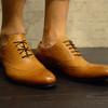 - 的 鞋子