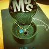 MBMJ 的 耳環項鍊