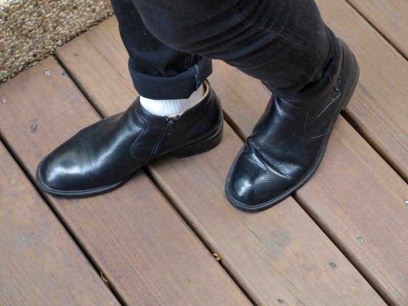 阿瘦皮鞋 的 短靴
