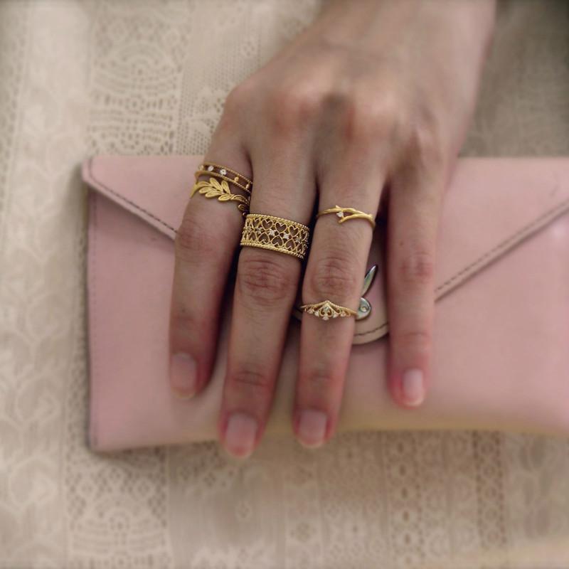 無品牌 的 戒指*5