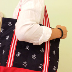 BROOKS BROTHERS 的 TOTE BAG