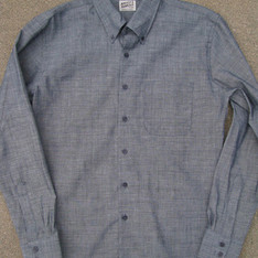 NAKED AND FAMOUS 的 CHAMBRAY 襯衫