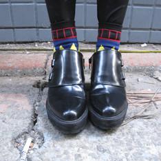 無品牌 的 色襪