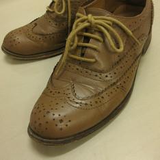 JEFFSILVERMAN 的 牛津雕花鞋