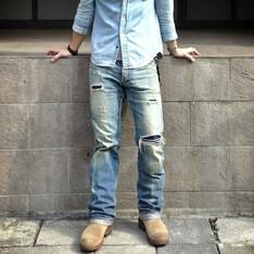 PRPS 的 牛仔褲
