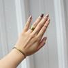 手工銅飾 的 戒指
