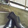 橫飾雕花紳士樂福鞋