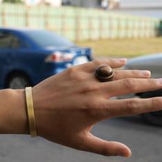生日禮物 的 手環