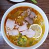 新旺記廣福潮麵食 的 豬雜魚湯粿條