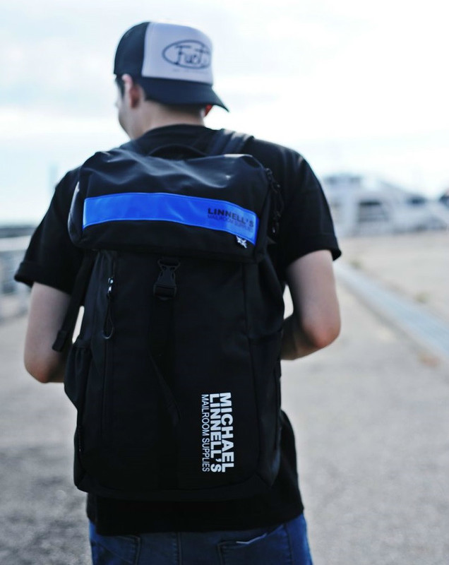 MICHAEL LINNELL 的 MICHAEL LINNELL TYPE-005 BACKPACK