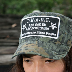 DWARP 的 迷彩軍帽