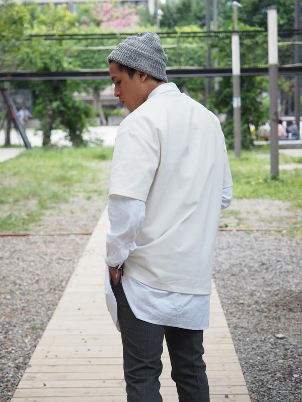 PLAIN-ME 的 長襯衫