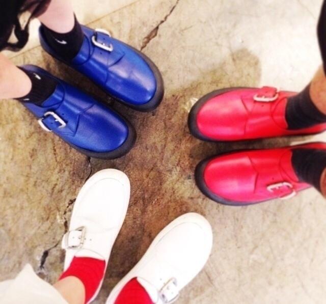 TOKYOBOPPER 的 鞋子
