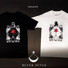 BLACK SCALE 的 短袖T恤