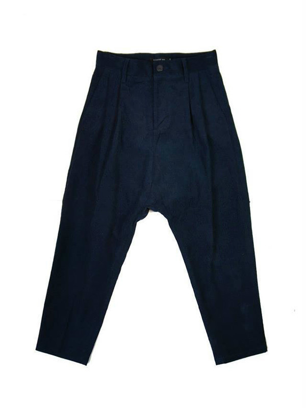 STONE'AS 的 低檔老爺褲