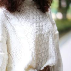 SELA 的 針織毛衣