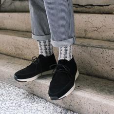 RANSOM HOLDING CO. 的 麂皮休閒鞋