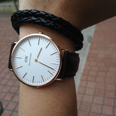 DANIEL WELLINGTON & KEN GUARANTEED+ 的 手錶/手環