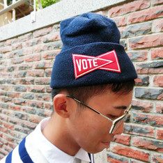 WATCH CAP 的 VOTE FLAG
