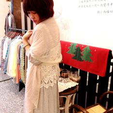 日本購入 的 披肩