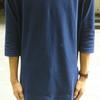 VOTE MAKE NEW CLOTHES 的 長板七分袖LONG TEE