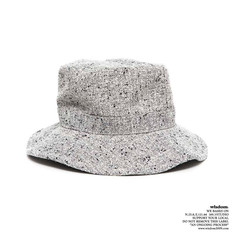 WISDOM 的 WOOLEN FISHERMAN HAT